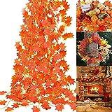 10 Pack Fall Garland Thanksgiving Decor Total