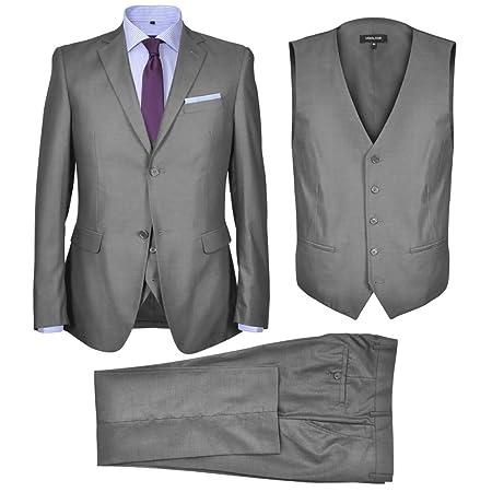 Fijo Night Tres piezas traje de hombre Business Business Traje ...