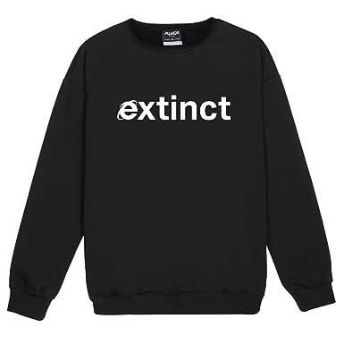 Minga London Extinct Sweater Top Women S Fun Tumblr Grunge Hipster