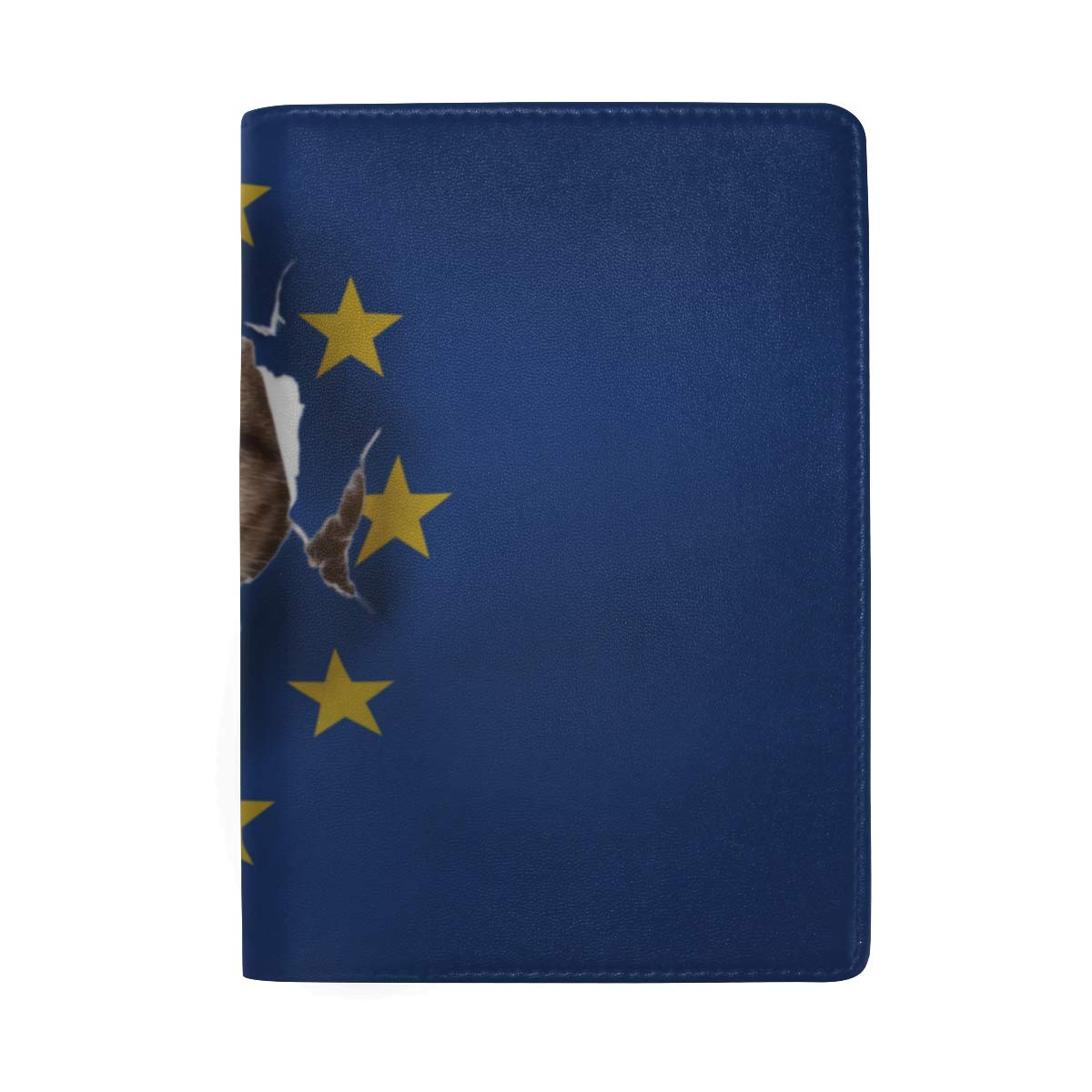 Barbarian Passport Cover Holder And Luggage Tag Set In Gift Box