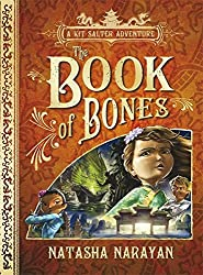 The Book of Bones (A Kit Salter Adventure)