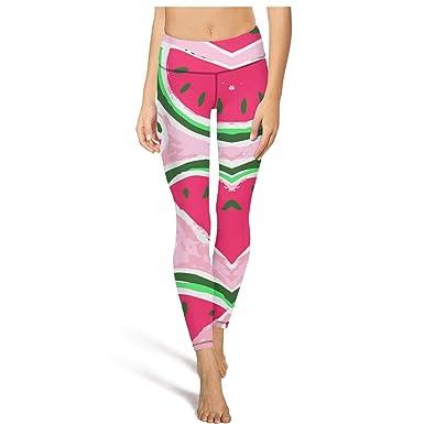 Watermelons-Art- Womens Printed Fashion Yoga Pants at Amazon ...