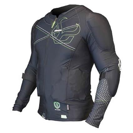 f64c98a193e Amazon.com : Demon Snow Flex-Force Pro Top Body Armor - Men's : Clothing
