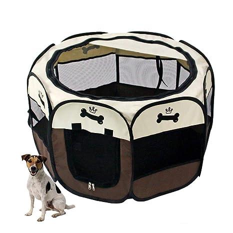 Jaula Perro,Parque para Perros Tienda de Plegable, Perros ...