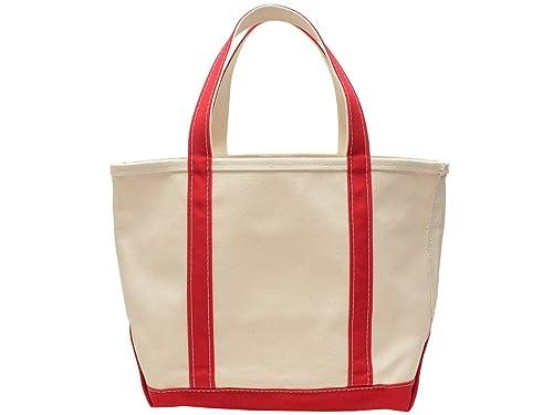 (エルエルビーン) LL BEAN バッグ ショルダーバッグ トートバッグ Boat & Tote Bag トートバッグ キャンバス sw112636mere ブランド (レッド)