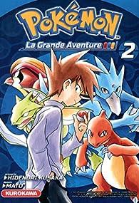 Pokémon - La Grande Aventure, tome 2 par Hidenori Kusaka