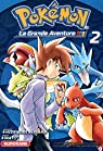 Pokémon - La Grande Aventure, tome 2 par Kusaka