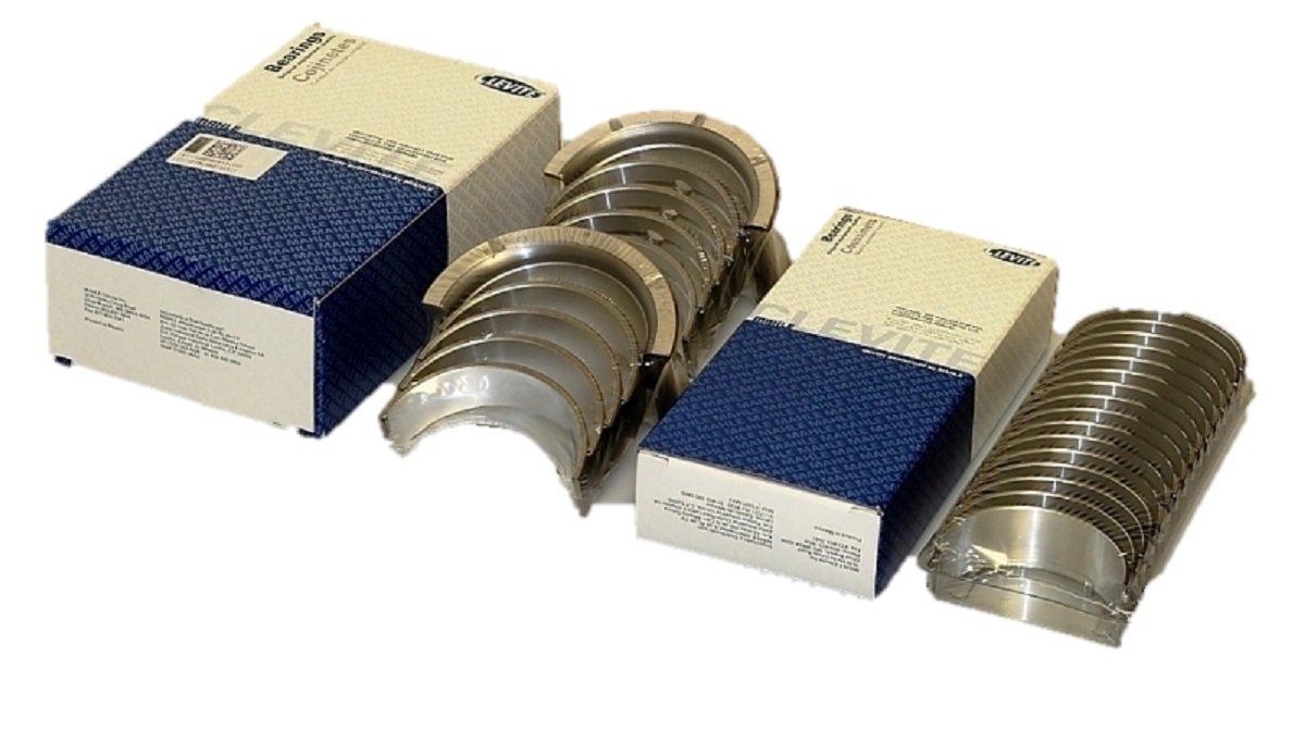 1966-1995 BBC Chevy 396 427 454 Clevite 77 CB743A MS829A Main Bearing Rod Bearings Set STD Sizes