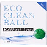 Toilet Bowl Cleaning Balls Eco Clean Magic Ball 5 Years 30000 Flushes Fights Plaque Stains