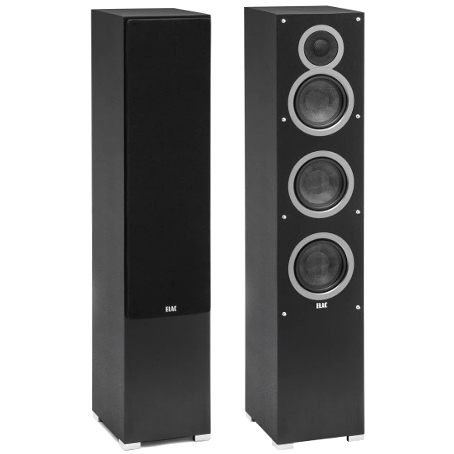 (1 Pair) ELAC - Debut F5 Tower Speakers (Each) Bundle