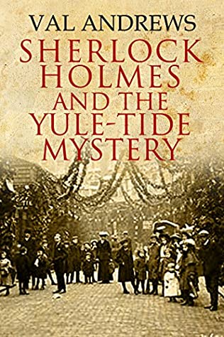 book cover of Sherlock Holmes and the Yule-tide Mystery