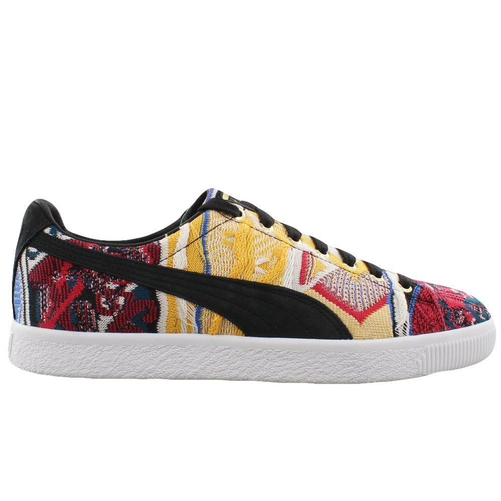 e7eb6f8b04da Amazon.com  PUMA Clyde Coogi - 14 Black  Sports   Outdoors