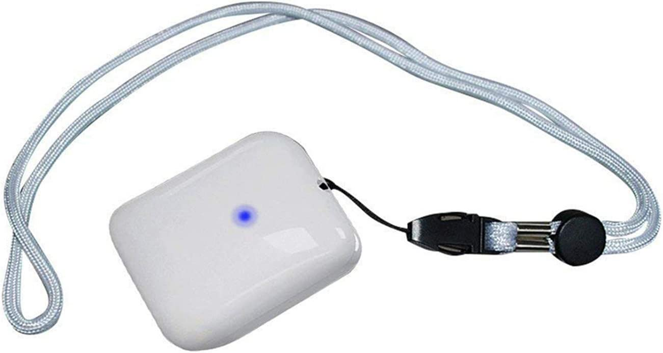 Dust MUXAN Portable Personal USB Air Purifier Travel Wearable Necklace Lonic Air Purifier with Function of Effective Cleaning Germs Bacteria and A Gift to Protect Your Lover/ Viruses