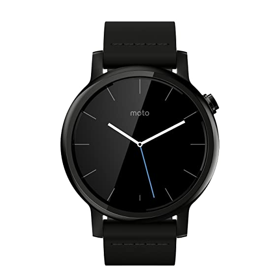21ce7a6ffde Image Unavailable. Image not available for. Color  Motorola Moto 360 2nd Gen .