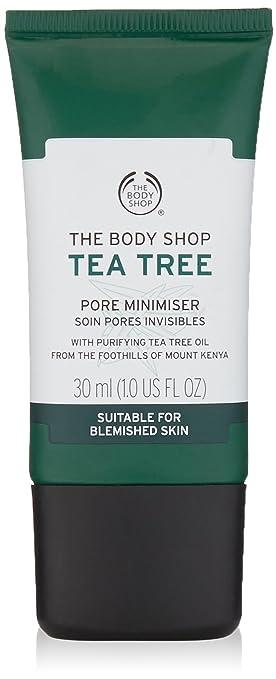 The Body Shop Tea Tree Oil Pore Minimizer, 1 Ounce la mer genaissance de la mer eye and expression cream, deluxe mini, 0.17 oz