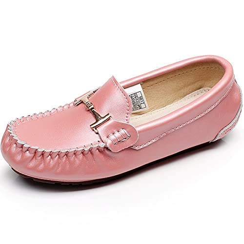 Shenn Mujer Conducción Coche Ponerse Comodidad Cuero Mocasines Zapatos: Amazon.es: Zapatos y complementos