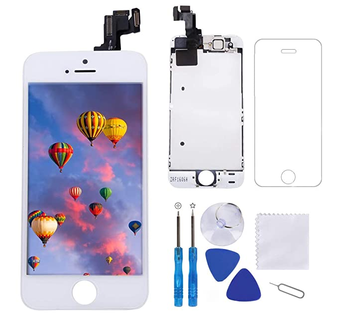 IPHONE 5 GLASS REPLACEMENT KIT AMAZON
