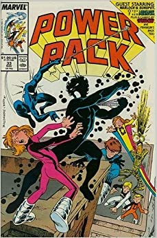 Power Pack # 33 (Ref1909343105) [Comic] Marvel Comics