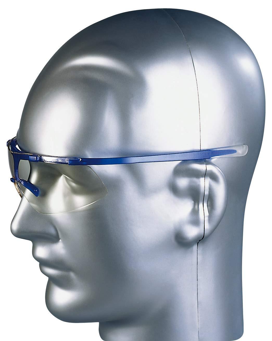 EN166 Clear Uvex 9172 Super G Spec Supervision Lens Safety Glasses