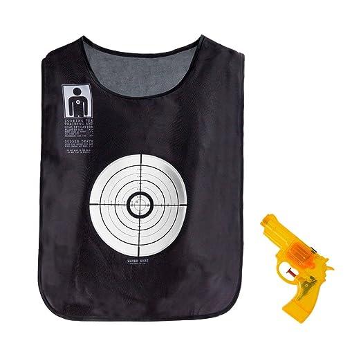 2 opinioni per Gioco pistola ad acqua paintball