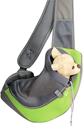 Giveme5 Portable Soft Pet Carrier Shoulder Bag for small Dogs and Cats