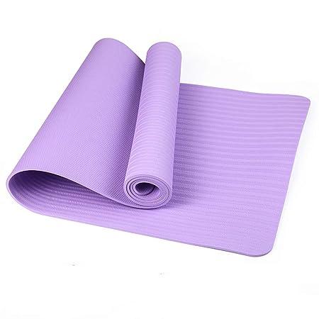 LB Esterilla De Yoga 6 Mm Almohadilla Gruesa Antideslizante ...
