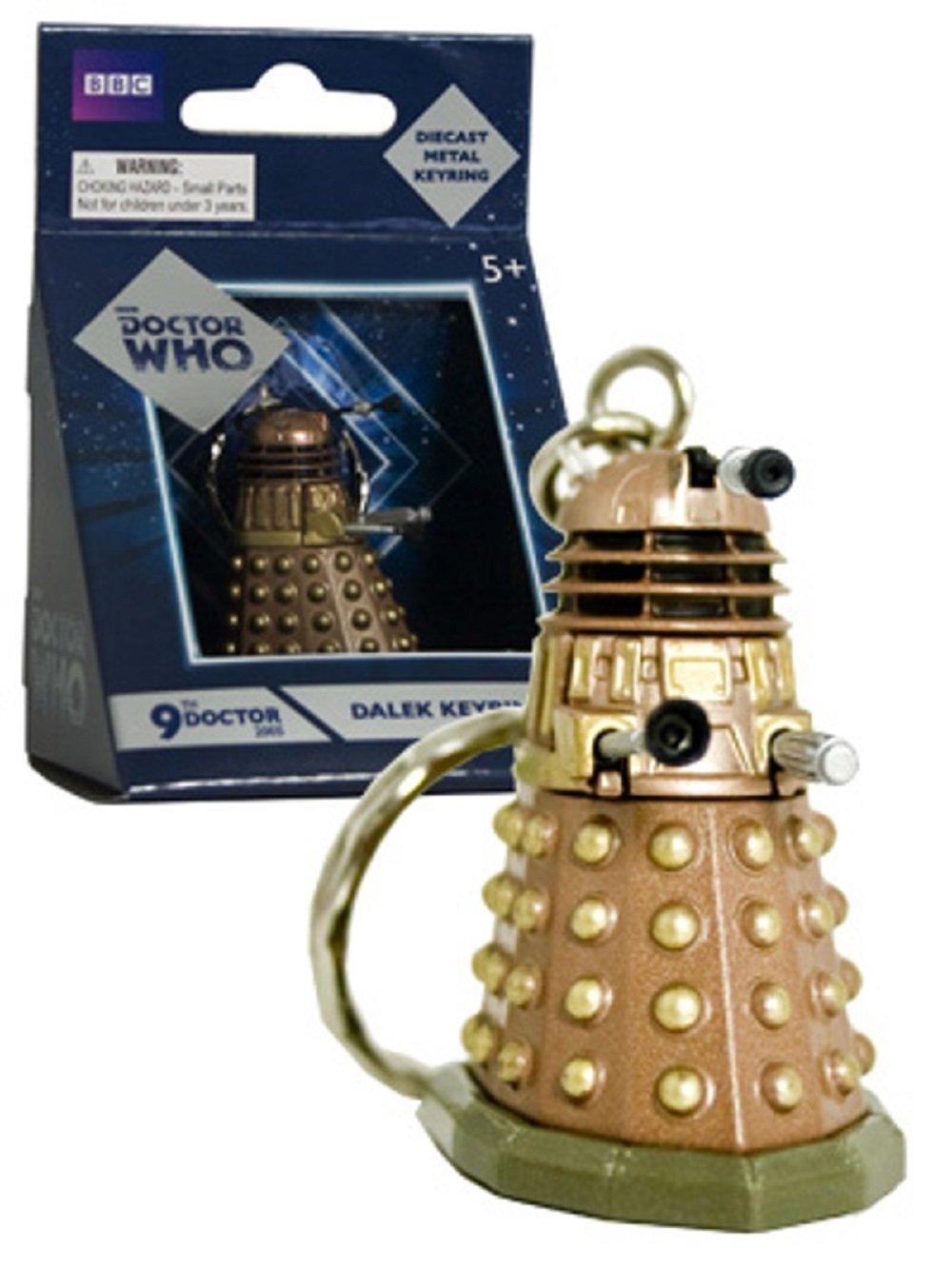 Doctor Who - llavero de un Dalek - miniatura del robot con ...
