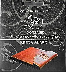 Box of 10 Reeds Gonzalez #3.75 Soprano Saxophone Reeds BRAND NEW