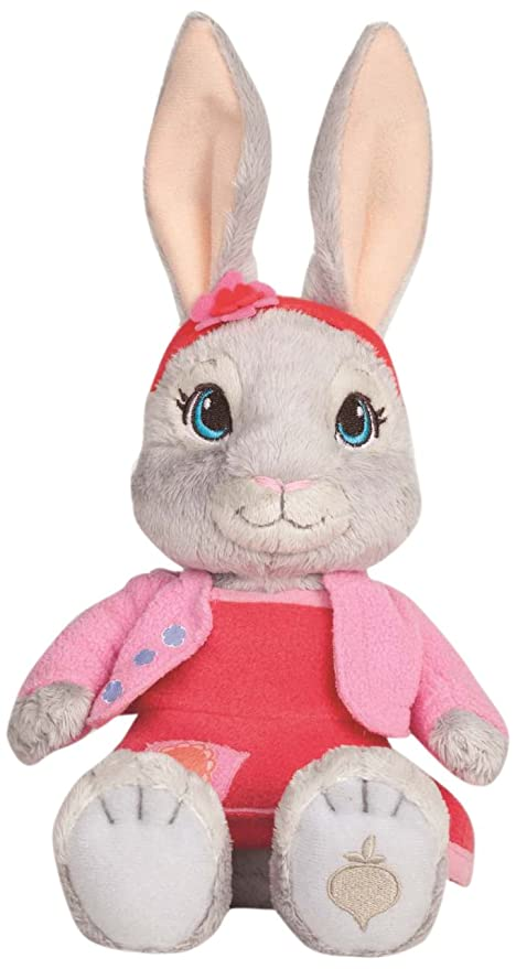 Peter Rabbit Lily Bobtail Beans Plush