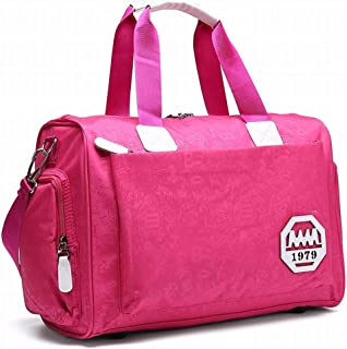 Mifusanahorn Sacs de Sport Sacs à Dos Sacs de Sport Voyage Weekender Duffel Bag pour Femmes Hommes