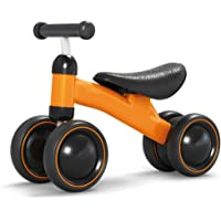 Three Wheel Children Balance Bikes Scooter Baby Walker Infant 1-3years Scooter No Foot Pedal Driving Bike Gift for Kids