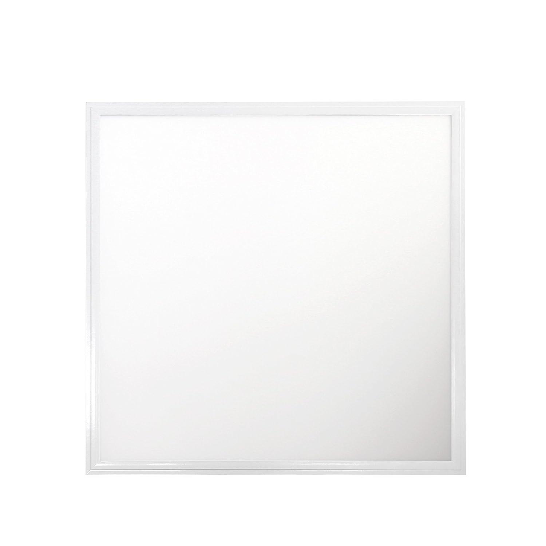 LED Panel Panel Panel dimmbar Einbauleuchten 60x60 cm eckig 40W Lichtfarbe umschaltbar Deckenleuchte warmweiß, neutralweiß, tageslichtweiß, Einbau Rasterleuchte ENEC zertifiziert 75b307