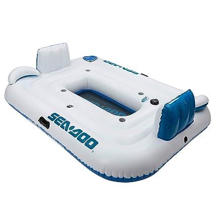 Amazon.com: Sea-Doo - Altavoz hinchable para 4 personas con ...