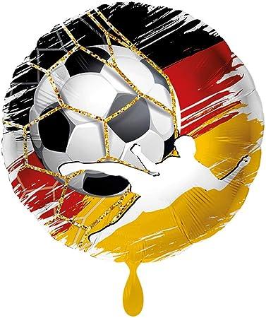 balloonisima – Globo XL – Balón de fútbol con diseño de Bandera de ...