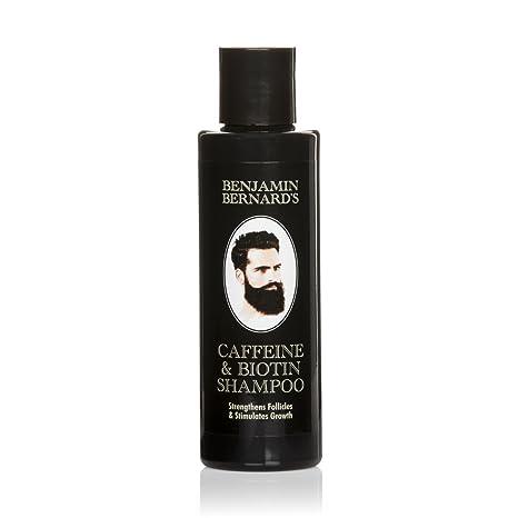 Benjamin Bernards Caffeine Shampoo 150ml