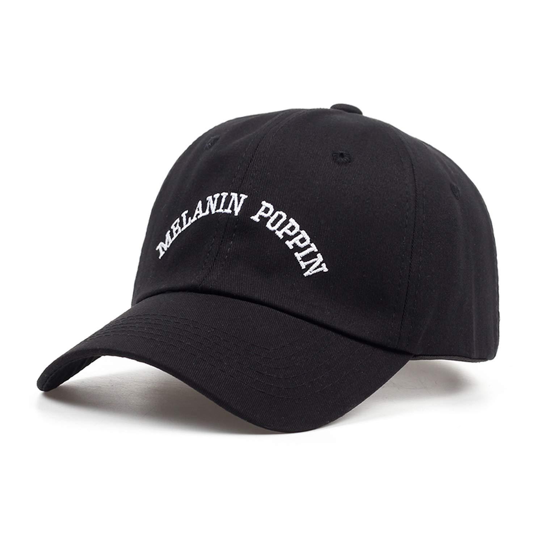 Ron Kite Embroidery Dad Hats Men Women Curved Chapeau Visor Baseball Cap Fashion Hats