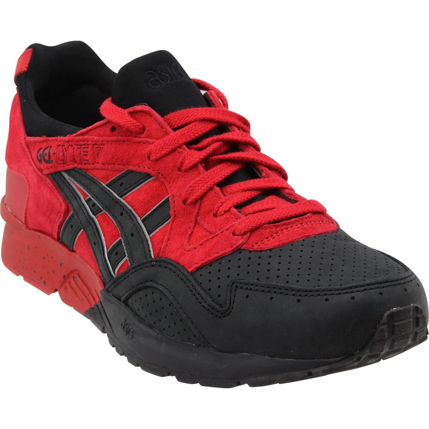 big sale 53092 c720e Gel Lyte V Mens (Bulls Of Pamplona Pack) in Red/Black by ...
