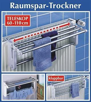 wäschetrockner heizkörper handtuchhalter trockner: amazon.de ... - Küche Handtuchhalter