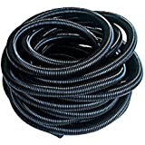 "First4Spares 10 Metre 1.25"" (32mm) Premium Quality Flexible Hose Fish Pond Pump Flexi Pipe"