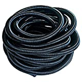 First4Spares 10 Metre 1.25' (32mm) Premium Quality Flexible Hose Fish Pond Pump Flexi Pipe