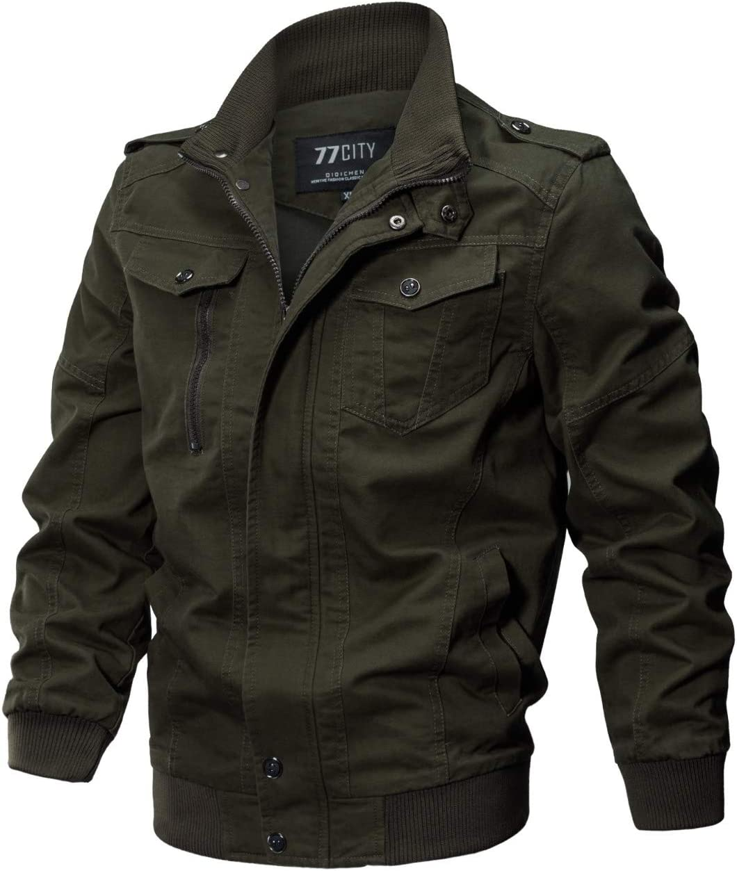 Men Winter Coats Big and Tall.Mens Clothing Jacket Coat Military Clothing Tactical Outwear Breathable Coat