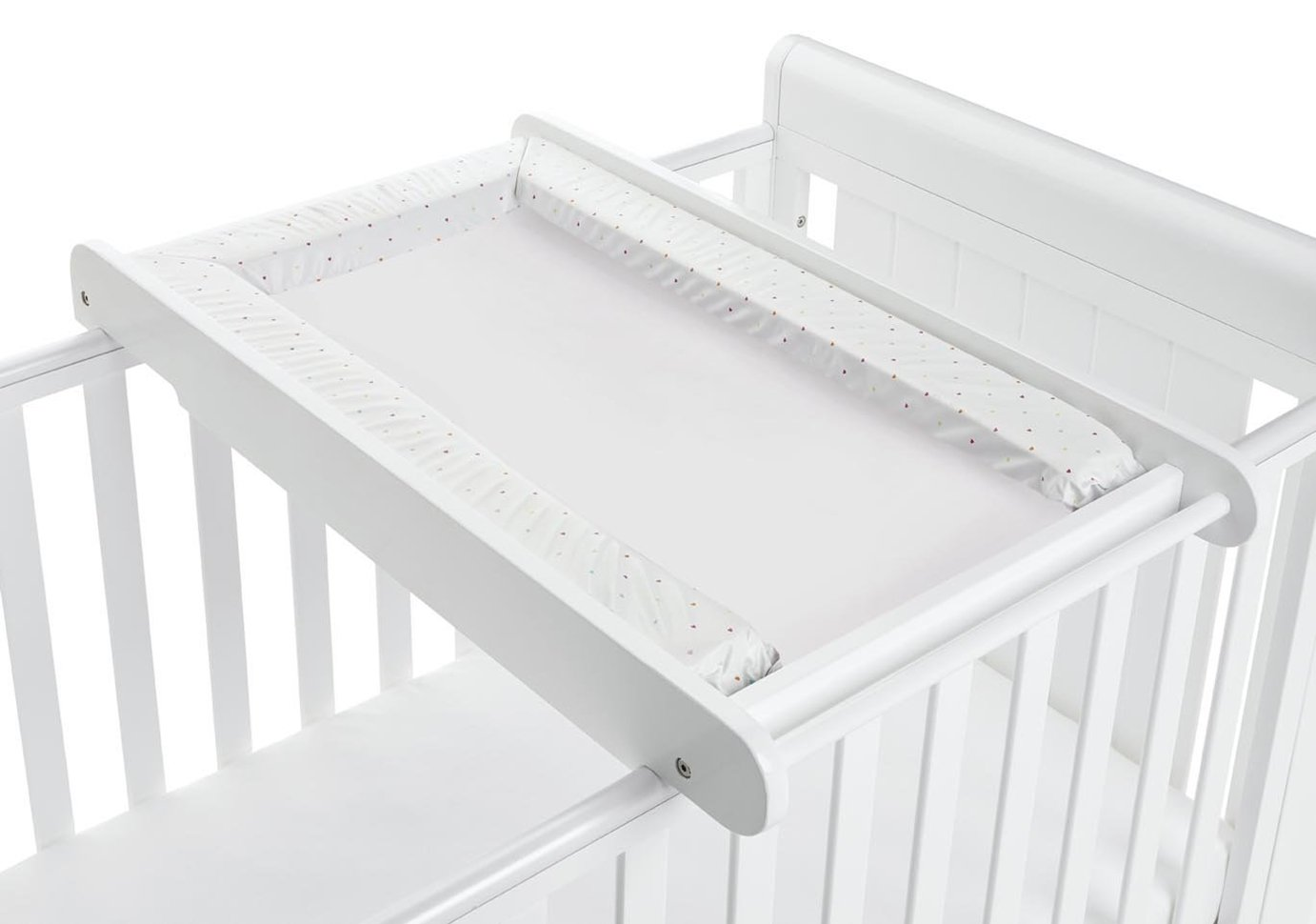 Babymore Cot Top Changer (White) 2630002
