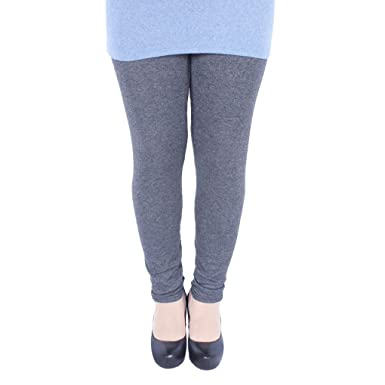 2aaf68f4774 Greenery Womens Thick Warm Leggings Ladies Fleece Lined Long Winter Wear  Cotton Leggins Full Length Leggings