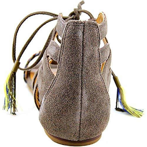 Dolce Vita Amy Camoscio Sandalo Gladiatore