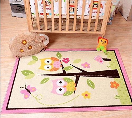 HUAHOO-Kids-Rugs-Girl-Bedroom-Home-TextileUnique-Cartoon