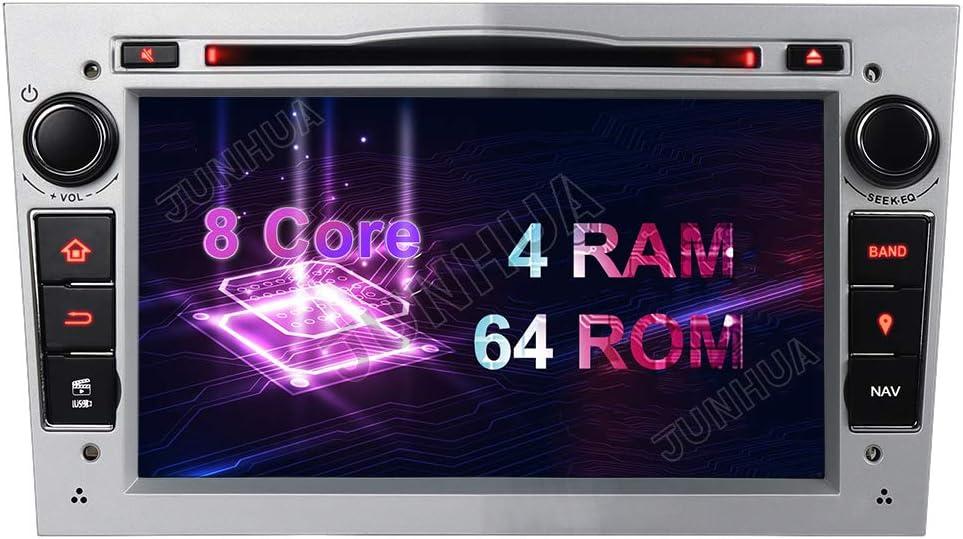 Android 10 Octa Core 4gb Ram 64gb Rom Carplay Android Car Radio Dvd Gps Navigation 7 Inch Radio Dab Wifi Bluetooth For Vauxhall Astra H G Antara Vectra Corsa C D