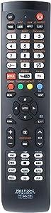 Universal Remote Control for Samsung, Vizio, LG, Philips, Sony, Sharp, RCA, Panasonic, TCL, Hisense, Haier Smart LCD LED HDTV 3D Smart TVs (RM-L1120+X)