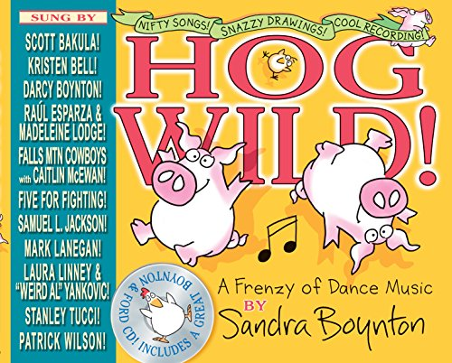 Hog Wild!: A Frenzy of Dance Music cover