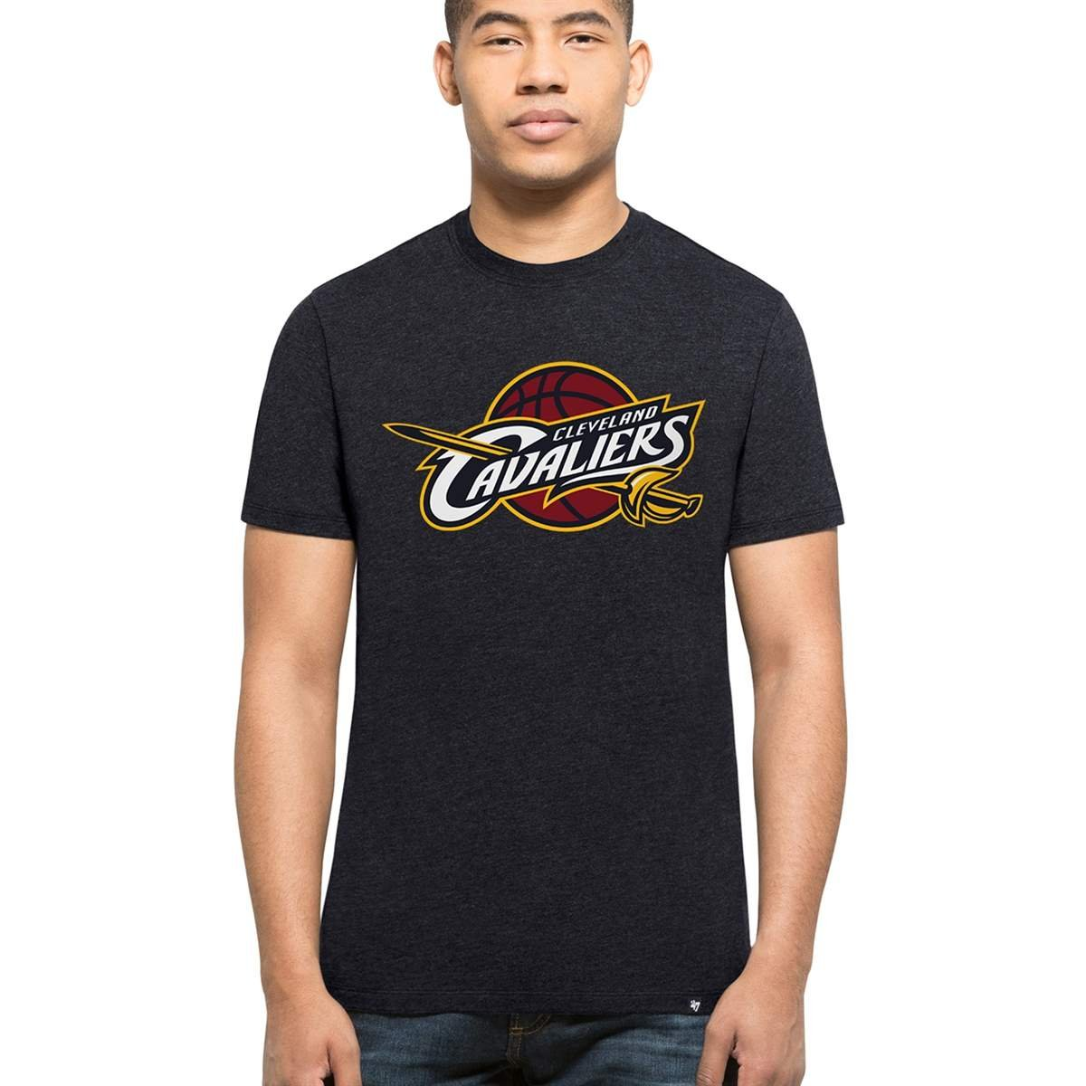 '47 Brand Cleveland Cavaliers Club NBA T-Shirt Navy 305239-NVY
