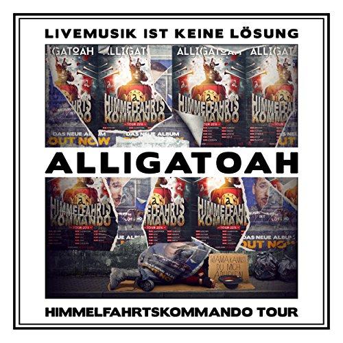 Alligatoah-Livemusik Ist Keine Loesung Himmelfahrtskommando Tour-DE-3CD-FLAC-2016-VOLDiES Download